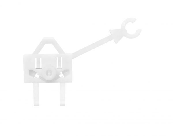 Arraste Doblô Lado Direito para Máquina do Vidro Elétrico