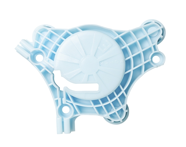 Suporte da Roldana Fox 4 Portas Dianteira Lado Esquerdo -Todos (azul)