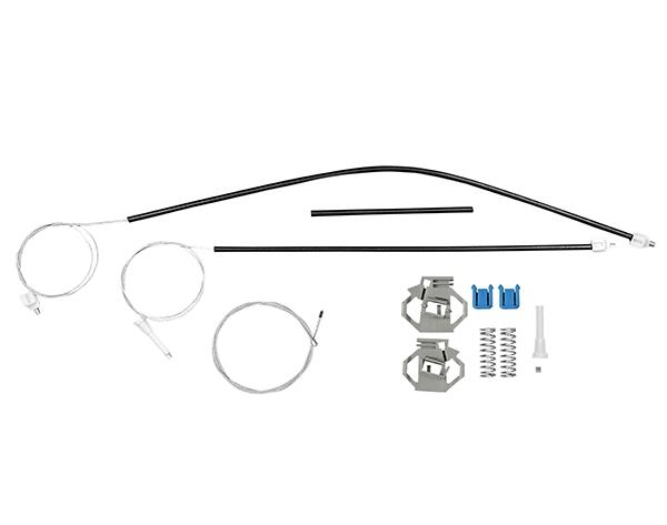 Kit Polo Antigo Dianteiro Direito Para Máquina De Vidro Elétrico