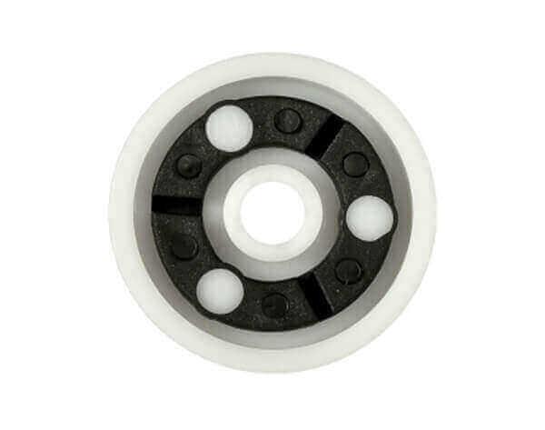 Engrenagem Palio c/ borracha para Máquina do Vidro Elétrico