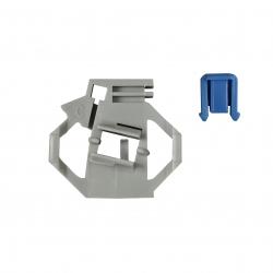 Arraste Polo Porta Dianteira Direita Lado Direito Antigo (cinza) para Máquina do Vidro Elétrico