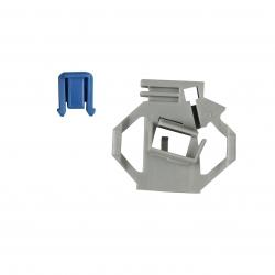 Arraste Polo Porta Dianteira Direita Lado Esquerdo Antigo (cinza) para Máquina do Vidro Elétrico