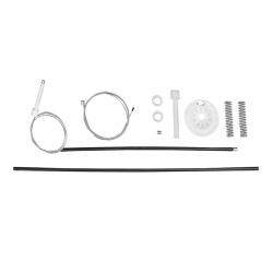 Kit Ecosport Portas Traseiras (Ano 2003 À 2012) para Máquina do Vidro Elétrico